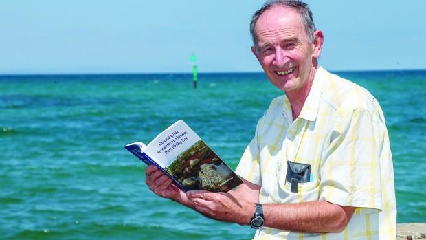 Author Graham Patterson.