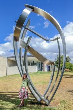 McClelland Gallery. Lyn Johnson Deputy Director at McClelland Gallery.