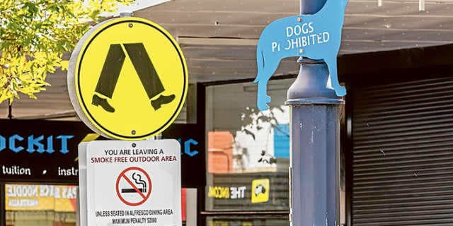 Mornington Peninsula Council Barking Dogs