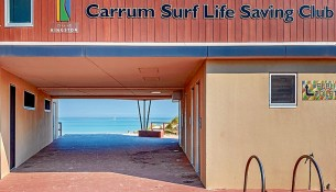 Rescue central: Carrum Surf Life Saving Club lifeguards performed the most rescues off Kingston beaches during the summer months. Picture: Gary Sissons