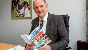 Founder: Ace Body Corporate Management CEO Stephen Raff has tackled the ever changing world of property management over  two decades in business. Picture: Gary Sissons