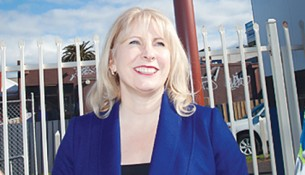 Lorraine Wreford