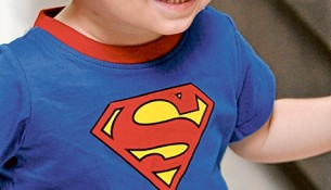 Kidney kid: Jack Wilson's life was transformed by a kidney transplant at the age of 2.
