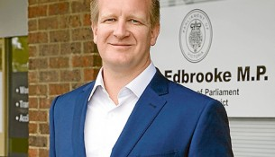 No figures: Frankston Labor MP Paul Edbrooke declined to provide funding amount for new health hub.