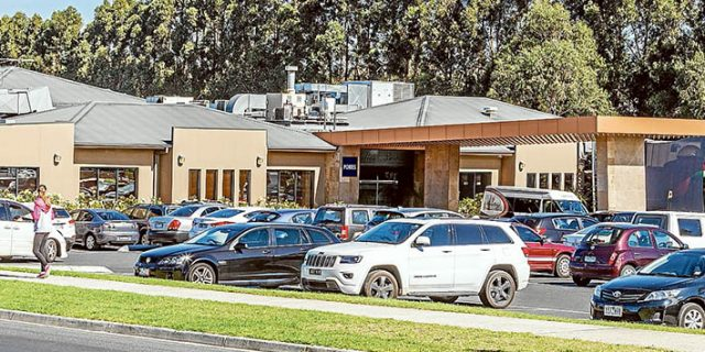 More pokies on way: The state gambling regulator gave nod to the Langwarrin Hotel's application for 10 more poker machines at the pub. Picture: Gary Sissons