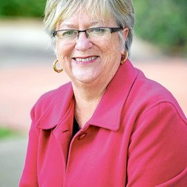 Bright future: Retiring Patterson River Secondary College principal Maree Vinocuroff departs Friday. Picture: Gary Sissons