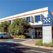 Stock Photos. Moorabbin police Station.
