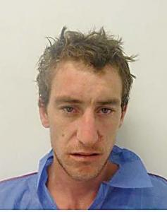 Wade Gatt, 27, three warrants, including theft of motor vehicle, other thefts, breach of bail offences and failure to answer bail.