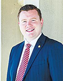 Mordialloc MP Tim Richardson